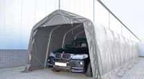Carport PVC 3,3 x 7,2 x 2,6 meter in Grijs